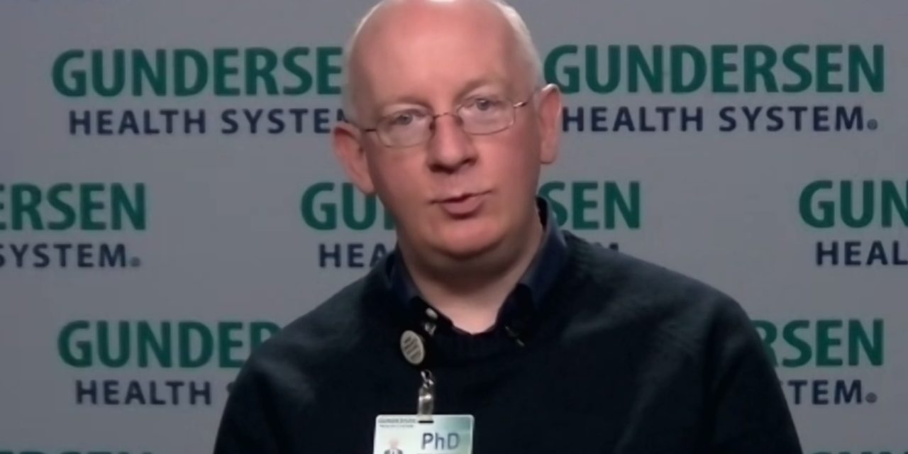 Gundersen uses genome sequencing to monitor, track COVID-19 spread