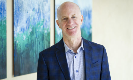 On the Record with Scott Powder, president of Advocate Aurora Enterprises