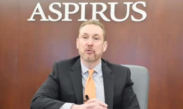Aspirus CEO Heywood talks COVID-19 hesitancy, future of healthcare delivery