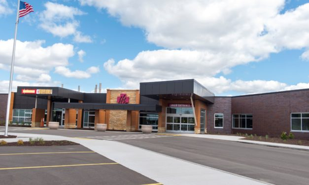 Marshfield Medical Center-Neillsville opens